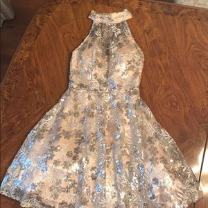 Pageant or homecoming dress